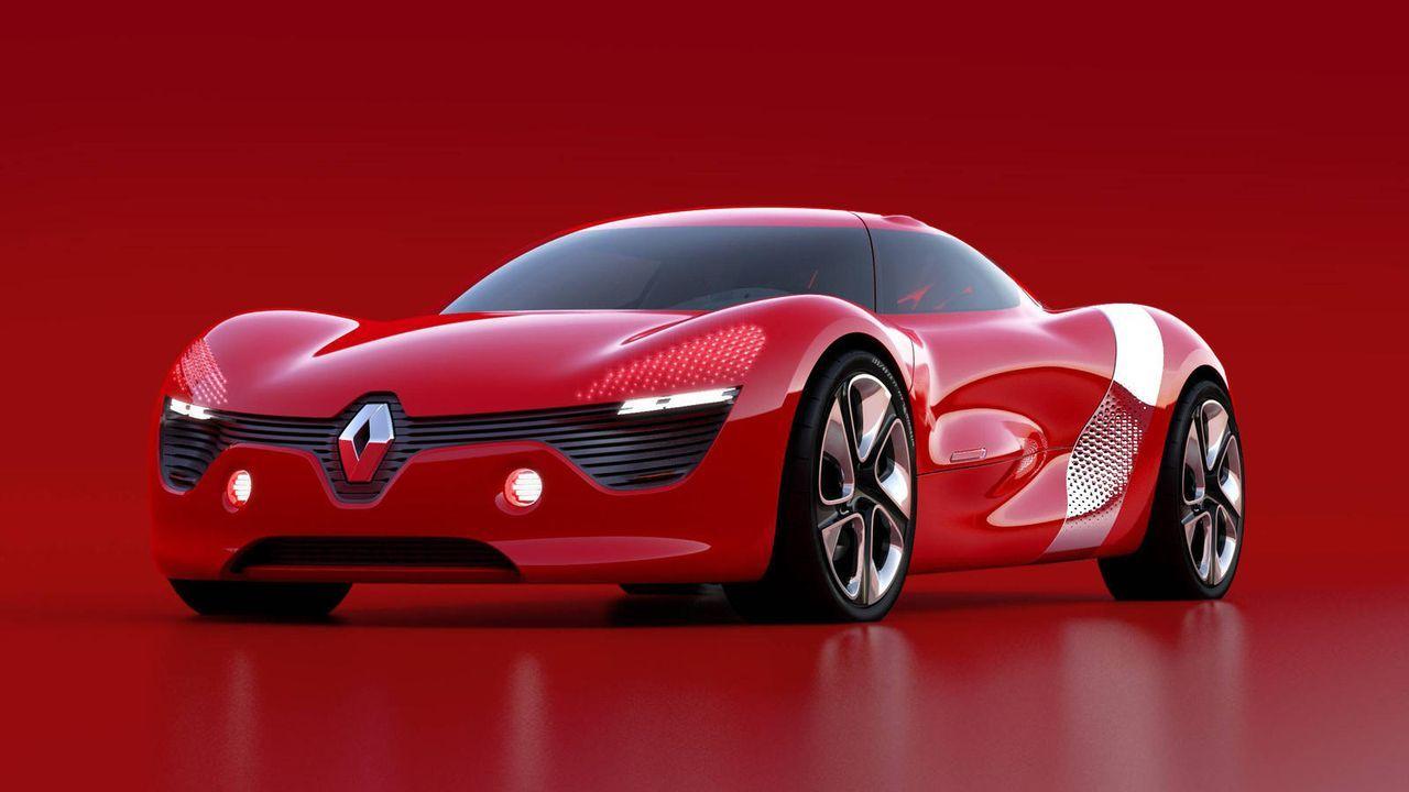 Renault DeZir - Bildquelle: Renault
