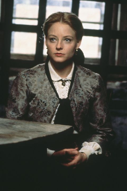 Als ihr Mann in den Bürgerkrieg zog, weinte Laurel Sommersby (Jodie Foster) ihm keine Träne nach, doch jetzt ist er total verwandelt zurückgekehr... - Bildquelle: Warner Bros.