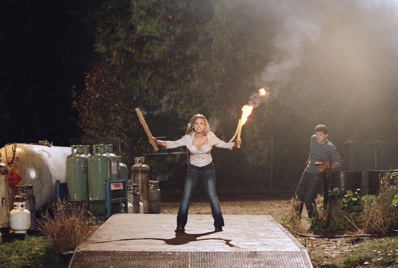 Können Traum und Realität nicht mehr trennen: Will (Jason Ritter, r.) und Lori (Monica Keena, l.) ... - Bildquelle: Warner Bros. Pictures