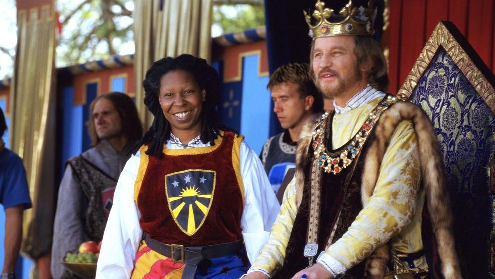 Ein Ritter in Camelot - Bildquelle: Disney
