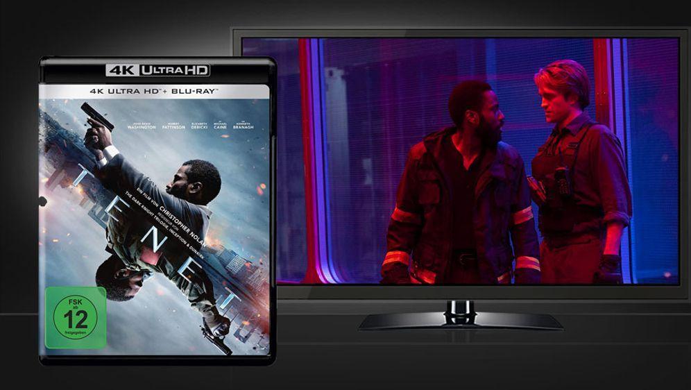 Tenet (4K UHD + Blu-ray) - Bildquelle: Warner Home Video