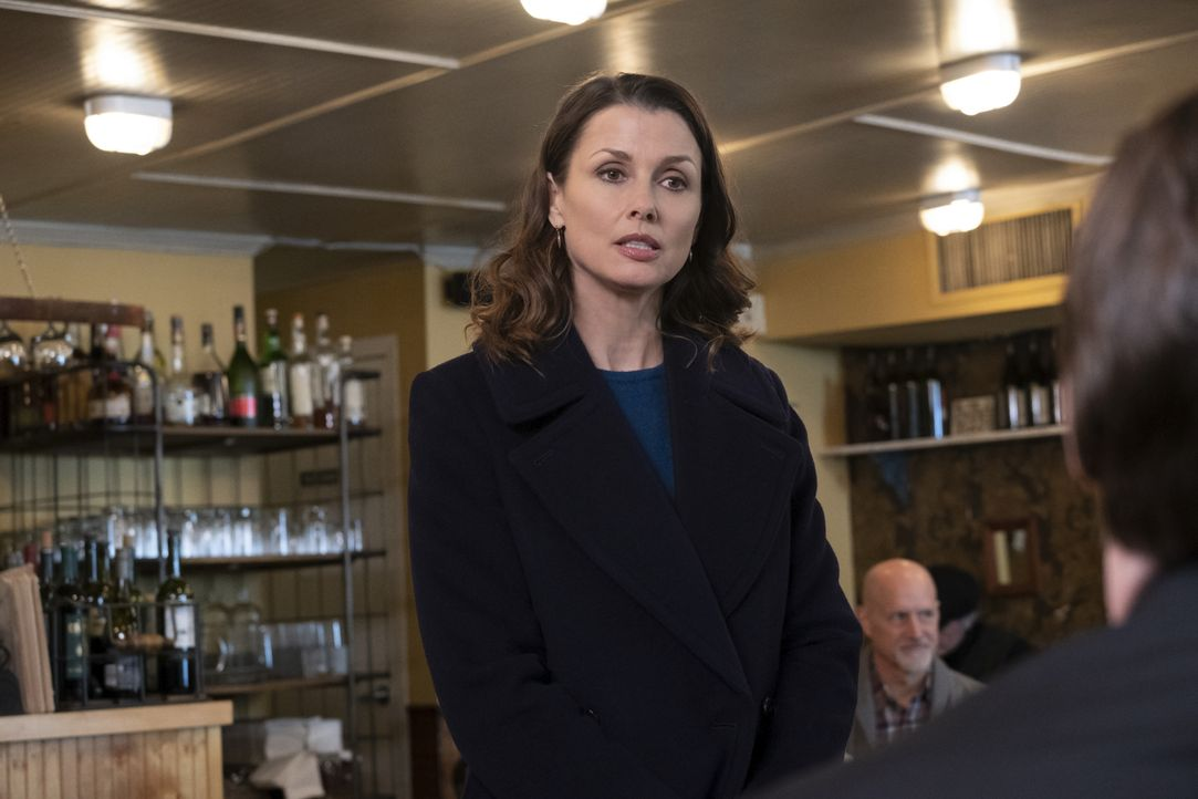 Erin Reagan (Bridget Moynahan) - Bildquelle: Jojo Whilden 2018 CBS Broadcasting, Inc. All Rights Reserved.