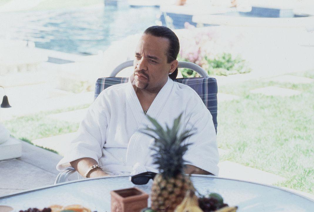 Ex-Kampfpilot Owen Turner (Ice-T) hegt unabhängig von den Verbündeten seine ganz eigenen Pläne ... - Bildquelle: Artisan Entertainment