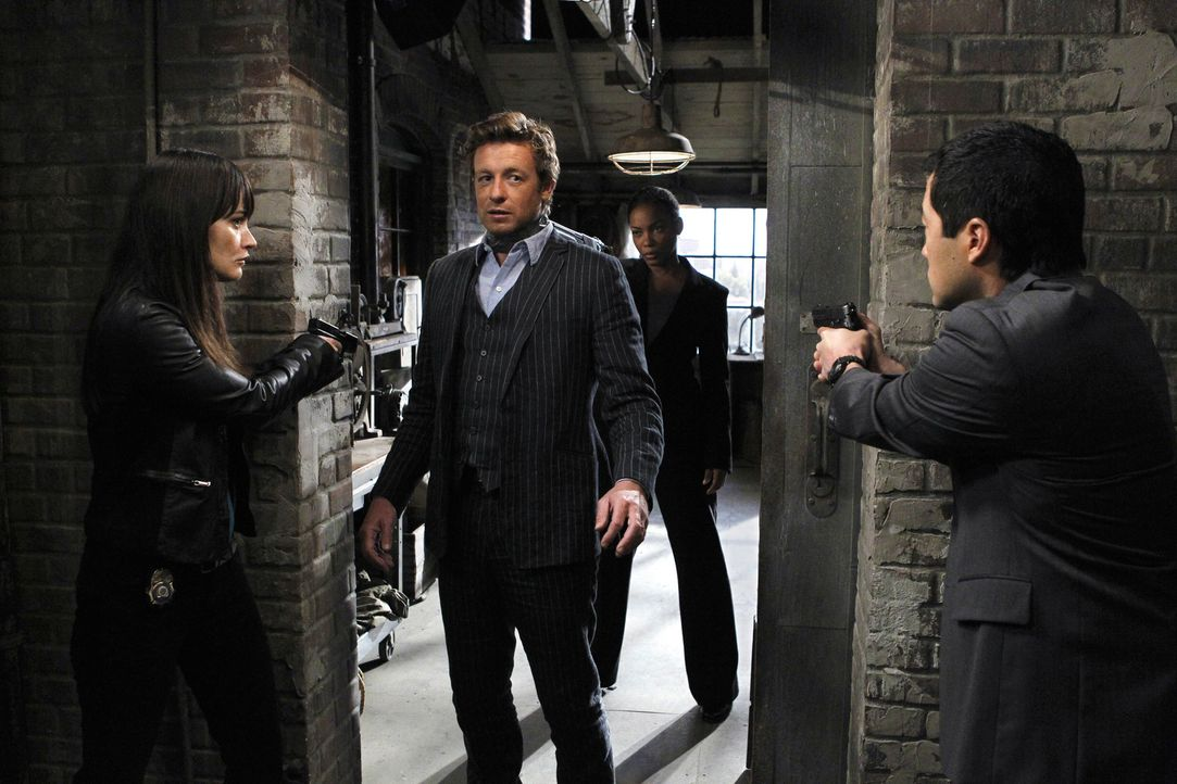 Ein Antiquitätenhändler wird ermordet. Der Verbrecher wird im Team des CBI vermutet und eine interne Hetzjagd wird gestartet, denn jeder ist auf ein... - Bildquelle: Warner Bros. Television