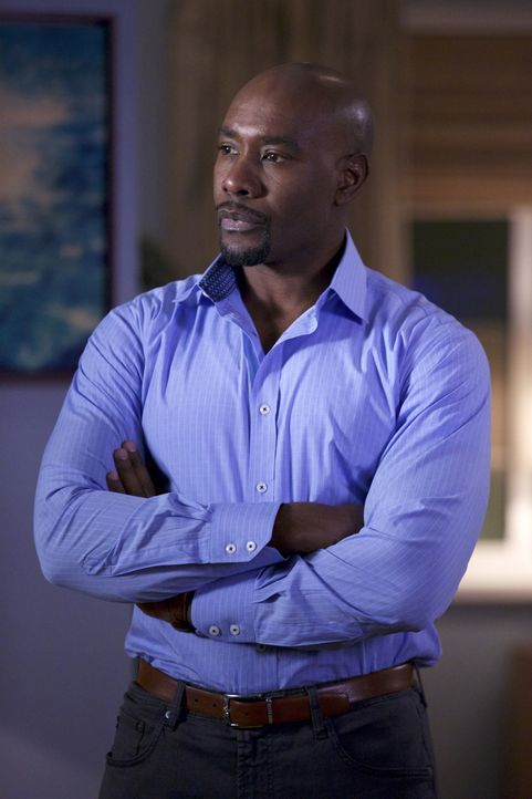 Im Visier eines kunstbesessenen Mörders: Rosewood (Morris Chestnut) ... - Bildquelle: 2015-2016 Fox and its related entities.  All rights reserved.