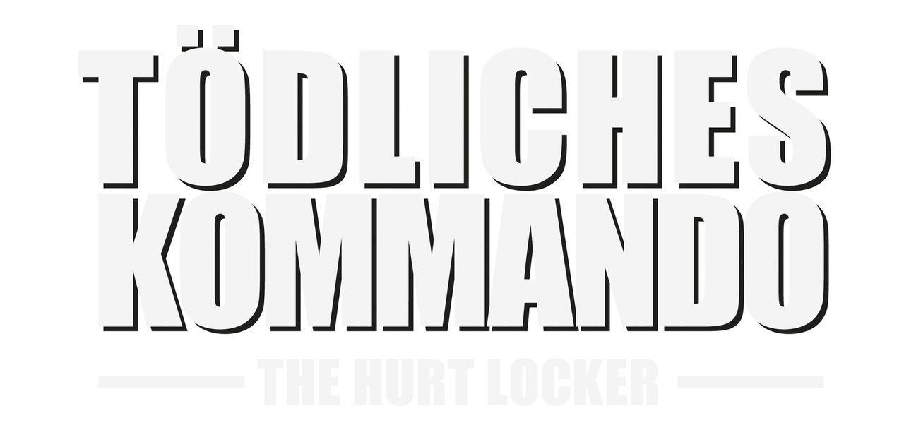 TÖDLICHES KOMMANDO - THE HURT LOCKER - Logo - Bildquelle: 2009 Concorde Filmverleih GmbH