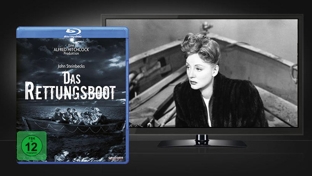 Das Rettungsboot (Blu-ray Disc) - Bildquelle: Concorde Home Entertainment
