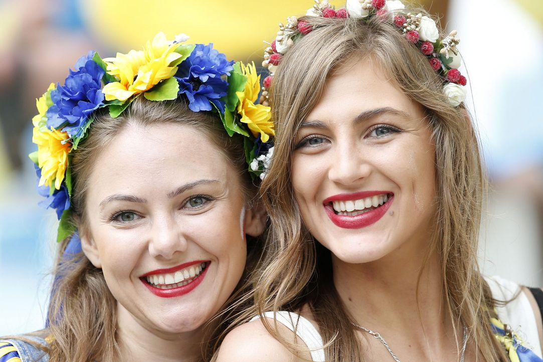 Ukrainian_Girls_PA_81412656 - Bildquelle: DPA / Guillaume Horcajuelo