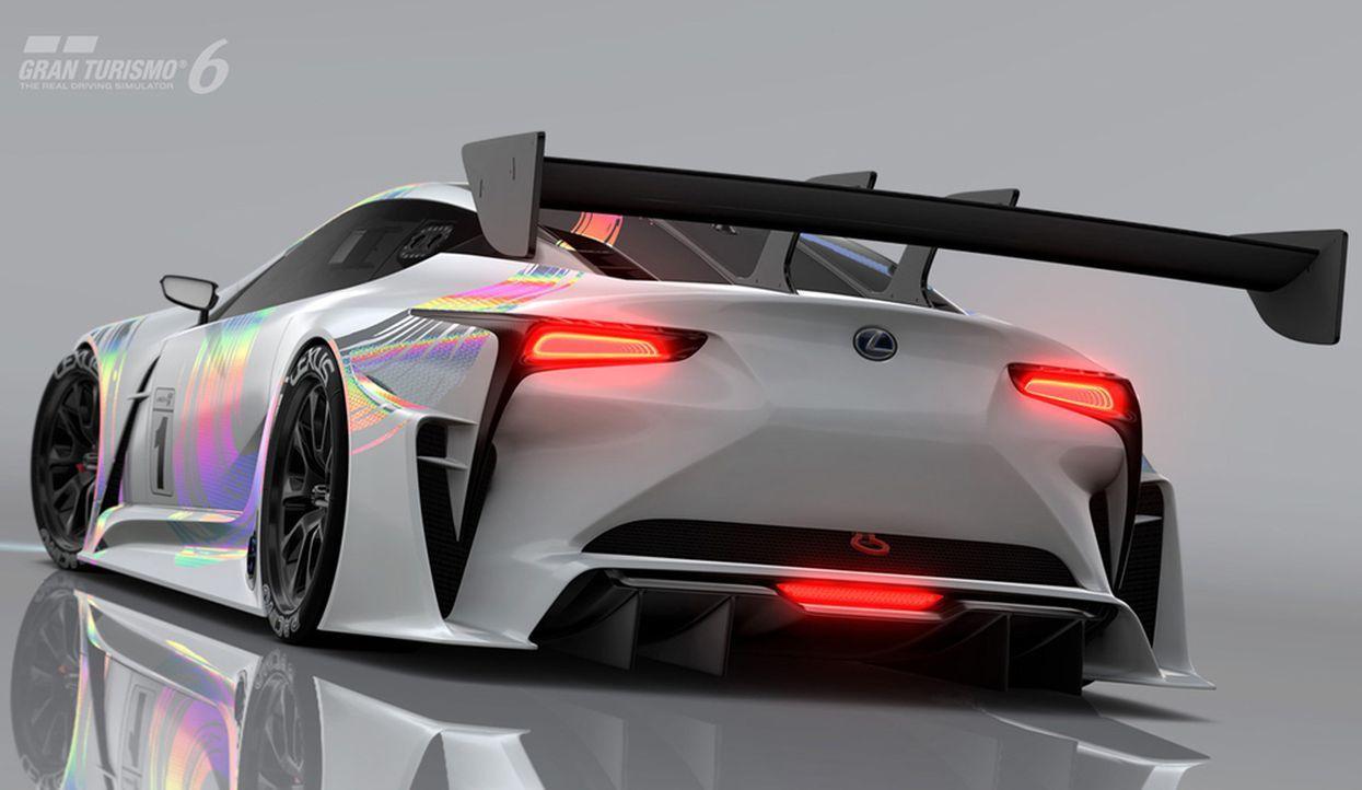 Lexus LF-LC GT Vision Gran Turismo (2)