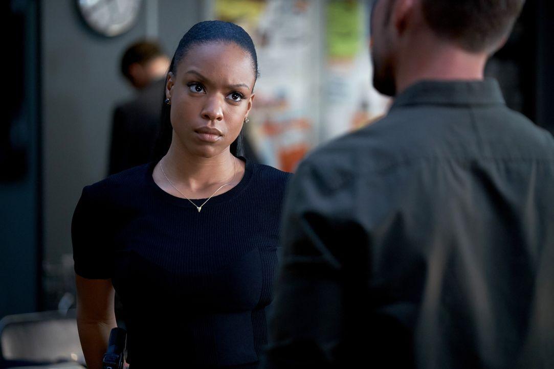 Sonya Bailey (Michelle Mitchenor) - Bildquelle: John P. Fleenor 2018 Warner Bros. Entertainment Inc. All Rights Reserved. / John P. Fleenor