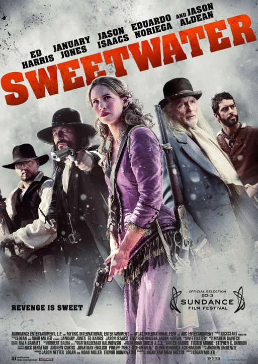 SWEETWATER - RACHE IST SÜSS - Plakatmotiv - Bildquelle: 2012 ARC Entertainment LLC