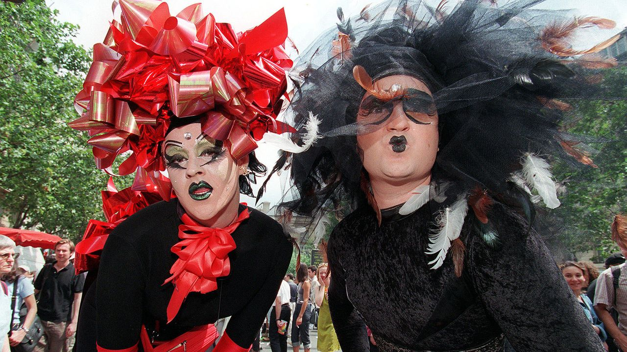 Drag Queens - Bildquelle: AFP