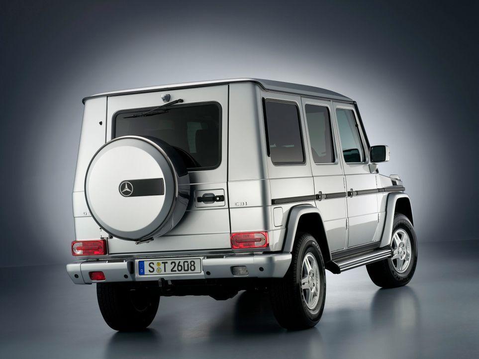 Mercedes G-Modell