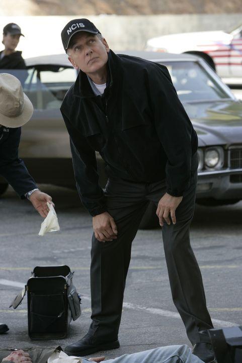Ein Angestellter des Geheimdienstes wurde ermordet. Jetzt liegt es an Gibbs (Mark Harmon) und seinem Team herauszufinden, wieso Jennings zuerst ersc... - Bildquelle: CBS Television