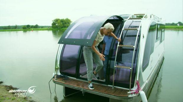 Abenteuer Leben - Abenteuer Leben - Donnerstag: Zu Besuch Auf Dem Luxus-hausboot-wohnmobil