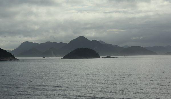 Inseln der Bucht der Copacabana - Bildquelle: kabel eins