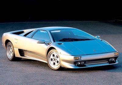 Platz 12: Lamborghini Diablo VT - Bildquelle: Lamborghini