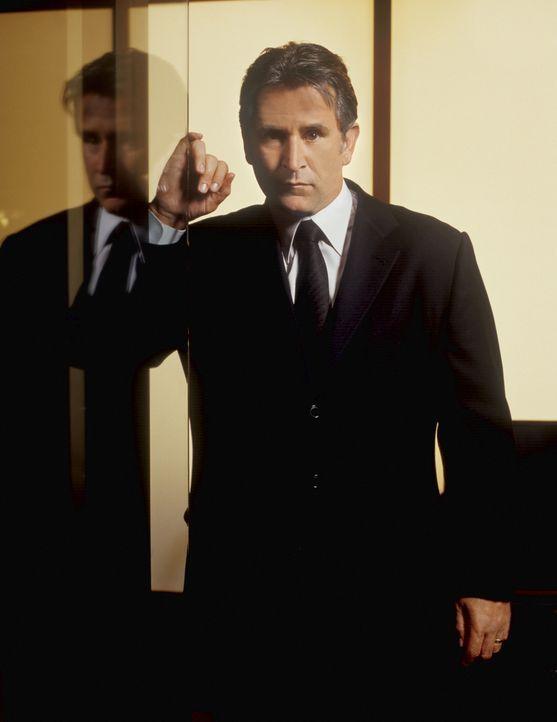 (6. Staffel) - Detective Jack Malone (Anthony LaPaglia) ist der erfahrene Kopf der Spezialeinheit. Er hat in seiner Dienstzeit schon einiges erlebt... - Bildquelle: Warner Bros. Entertainment Inc.