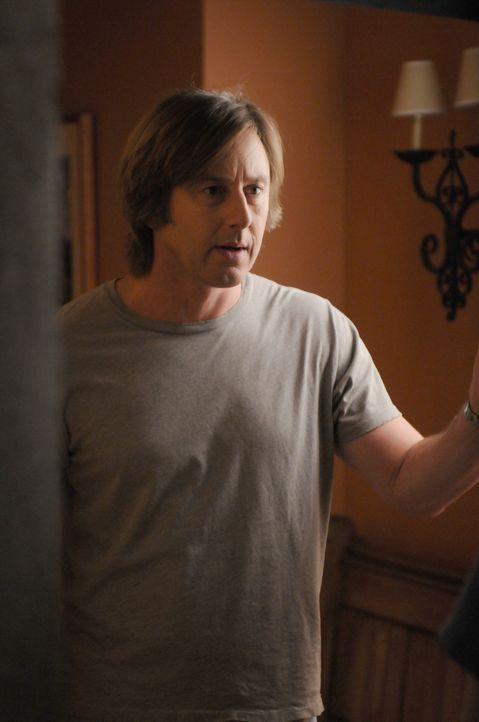 Sogar an Maries Geburtstag kommt Allison die Arbeit in die Quere, was auch Joe (Jake Weber) verärgert ... - Bildquelle: Paramount Network Television