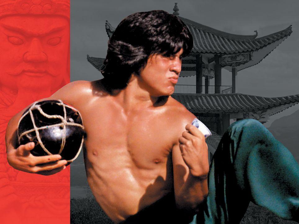 Jackie Chan: Drunken Master - Artwork - Bildquelle: 1978, 1985 Seasonal Film Corporation. All Rights Reserved.