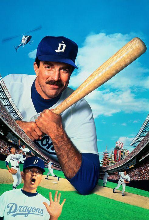 """""""Mr. Baseball"""" - Artwork"""