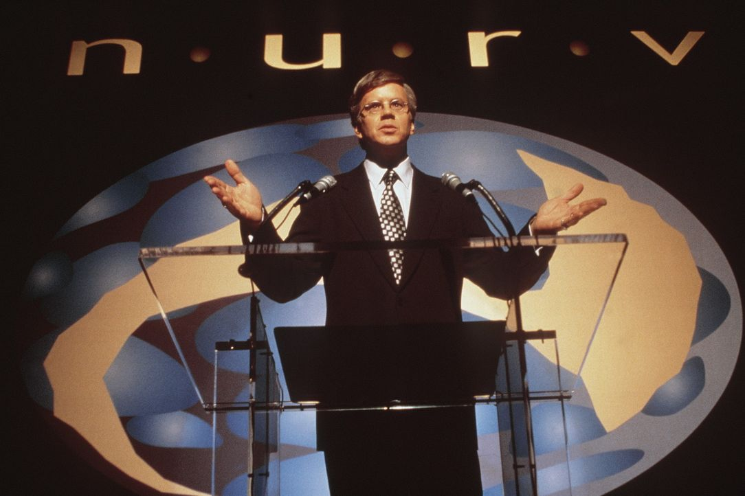 Der größenwahnsinnige Firmenchef Gary Winston (Tim Robbins) plant ein höchst gefährliches Ding ... - Bildquelle: 2000 - Metro Goldwyn Mayer