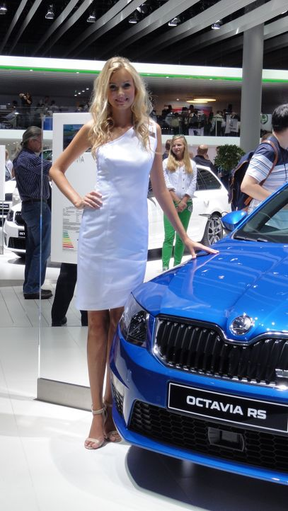 IAA - Internationale Automobil-Ausstellung 2013 in Frankfurt - Abenteuer Auto