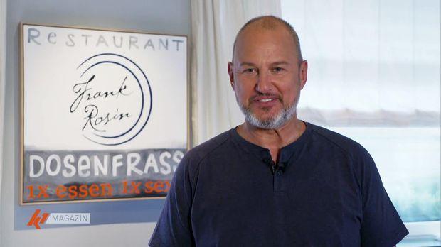 K1 Magazin - K1 Magazin - Thema U.a.: Frank Rosin: Die Härtesten, Italienischen Fälle