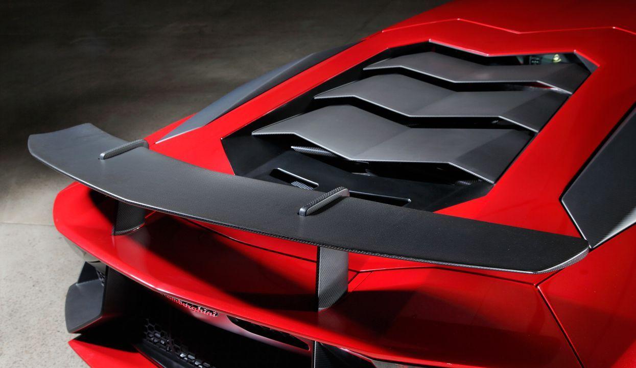 Lamborghini Aventador Superveloce (5)