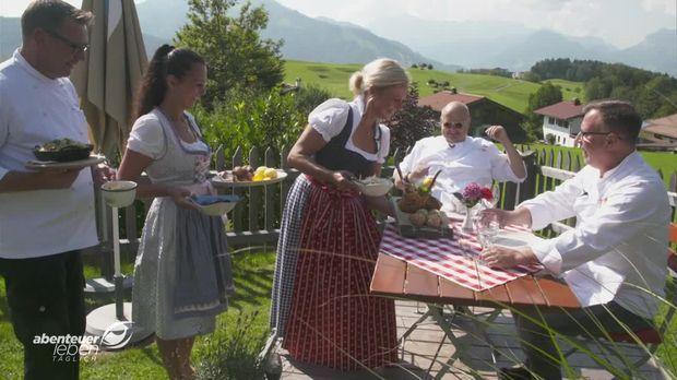 Abenteuer Leben - Abenteuer Leben - Dienstag: Der Küchencheck: Tirol Vs. Bayern