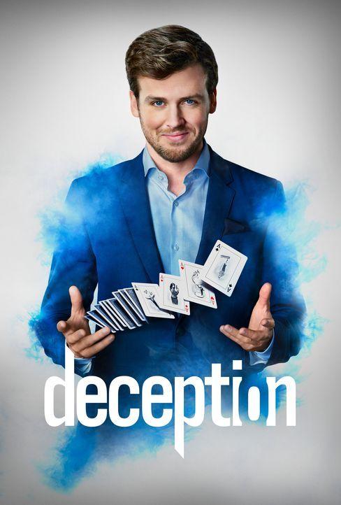 (1. Staffel) - Nachdem durch einen Skandal die Bühnenkarriere des Star Magiers Cameron Black (Jack Cutmore-Scott) ruiniert wird, schließt er sich de... - Bildquelle: Warner Bros.