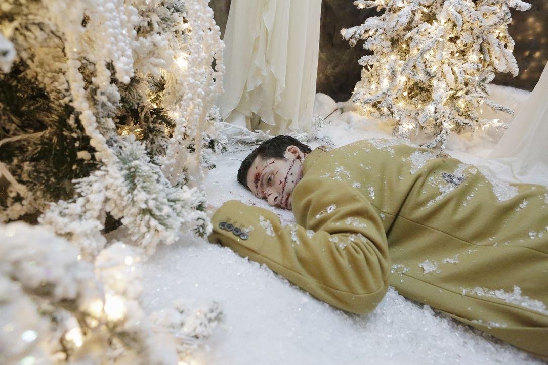 Wurde auf offener Straße von einem Weihnachtsmann angeschossen: Dr. Eric Mercer (Paul Lacovara) ... - Bildquelle: ABC Studios