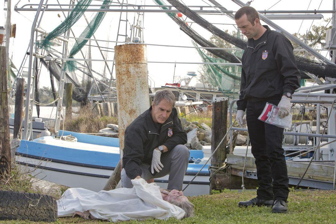 Als der Kongressabgeordnete Dan McLane, ein Ex-NCIS-Mann, in New Orleans tot an Land gespült wird, zieht man Gibbs' alten Kollegen, NCIS Special Age... - Bildquelle: CBS Television