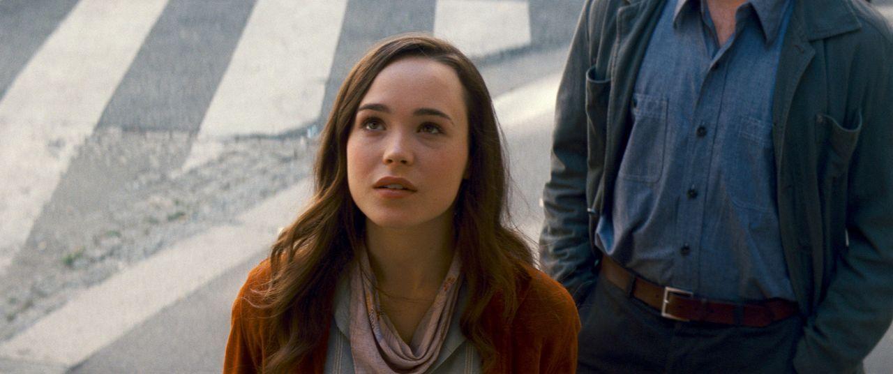 """""""Traum""""-Architektin Ariadne (Ellen Page) muss mehrere Ebenen Traumlabyrinthe erstellen, die dem Team ermöglichen, einem einflussreichen Konzernerben... - Bildquelle: 2010 Warner Bros."""