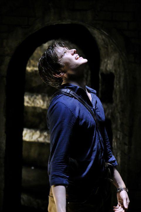MacGyver (Lucas Till) begibt sich mit seinem Team in eine Festung in Istanbul, um einen entführten Navy Seal zu befreien ... - Bildquelle: Guy D'Alema CBS © 2017 CBS Broadcasting, Inc. All Rights Reserved. TM / Guy D'Alema