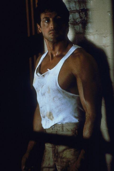 Sechs Monate vor seiner Entlassung wird der Häftling Frank Leone (Sylvester Stallone, M.) in das Hochsicherheitsgefängnis Gateway verlegt, das der s...