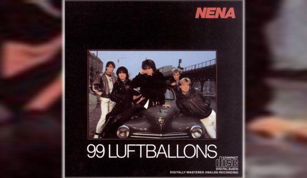 Platz 2: 99 Luftballons - Bildquelle: Epic