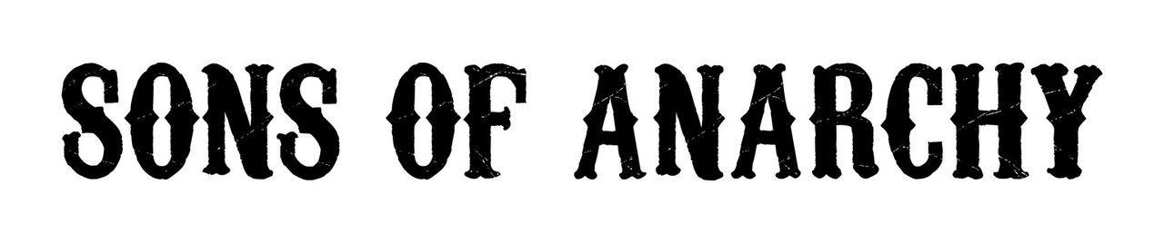 (7. Staffel) - SONS OF ANARCHY - Logo - Bildquelle: 2013 Twentieth Century Fox Film Corporation and Bluebush Productions, LLC. All rights reserved.