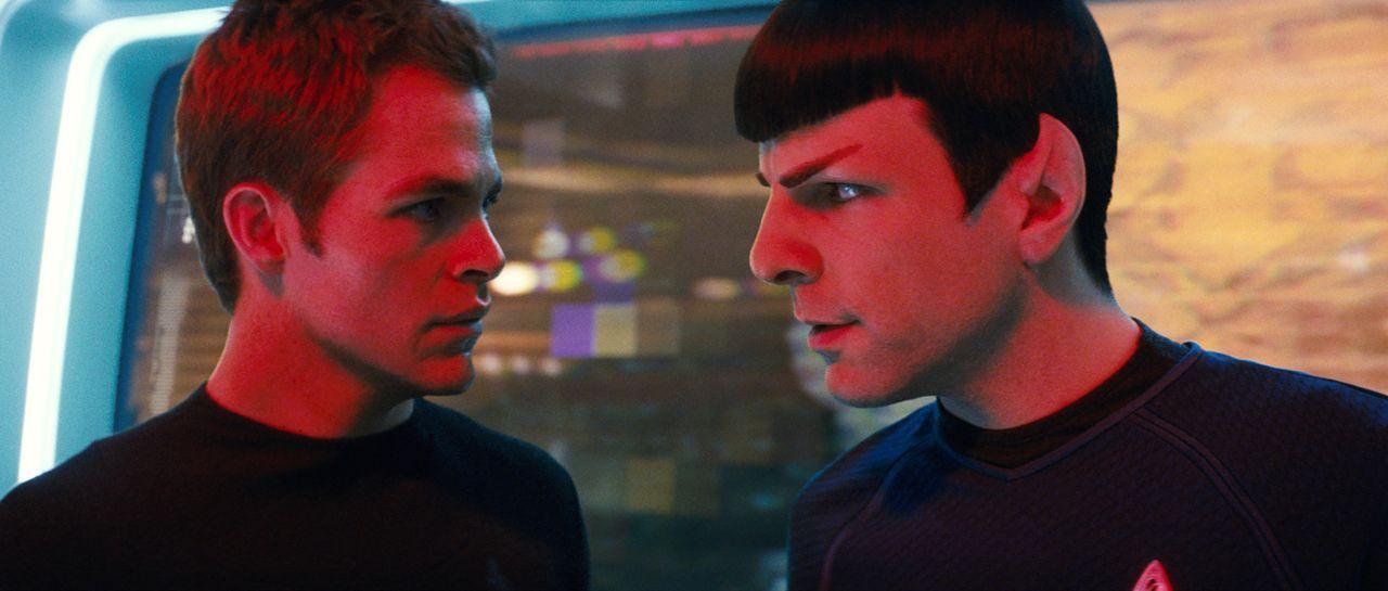 Das Schicksal der Galaxis liegt in den Händen erbitterter Rivalen, die aus völlig verschiedenen Welten stammen. Der eine ist ein tollkühner Farme... - Bildquelle: Paramount Pictures
