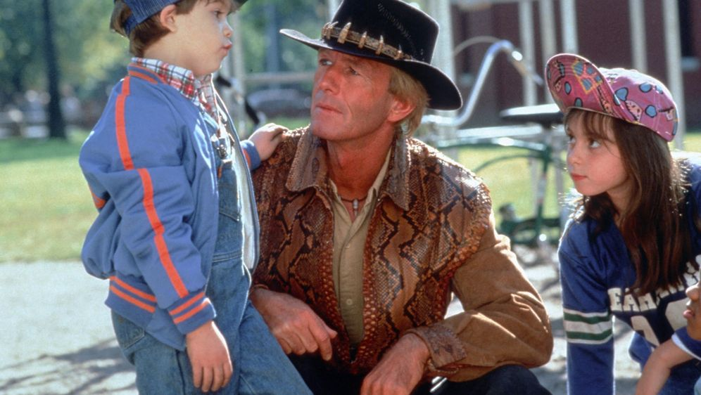 Crocodile Dundee II - Bildquelle: Paramount Pictures