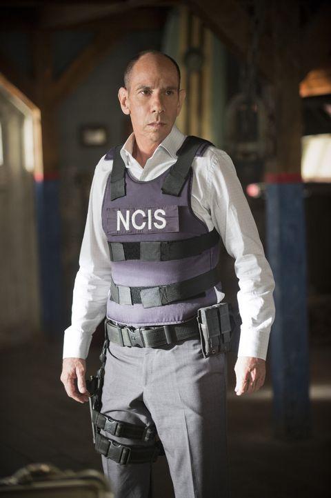 Ein neuer Fall beschäftigt Granger (Miguel Ferrer) und seine Kollegen ... - Bildquelle: Neil Jacobs 2015 CBS Broadcasting, Inc. All Rights Reserved.