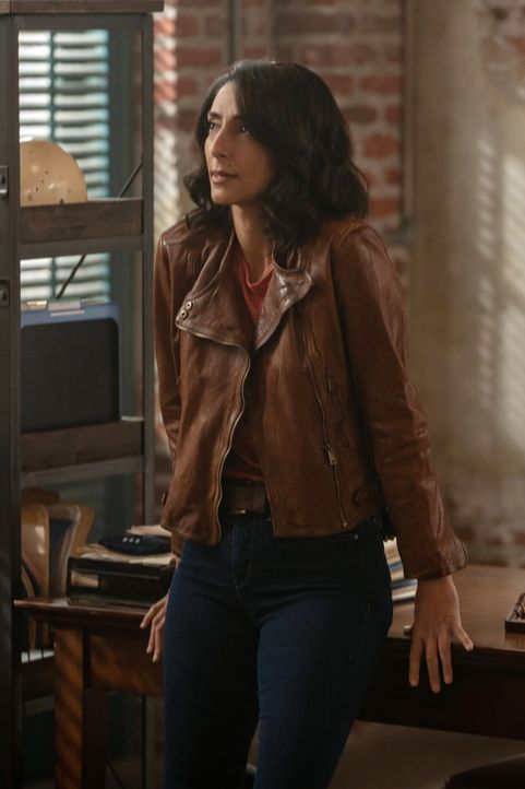 Special Agent Hannah Khoury (Necar Zadegan) - Bildquelle: Sam Lothridge 2019 CBS Broadcasting Inc. All Rights Reserved. / Sam Lothridge