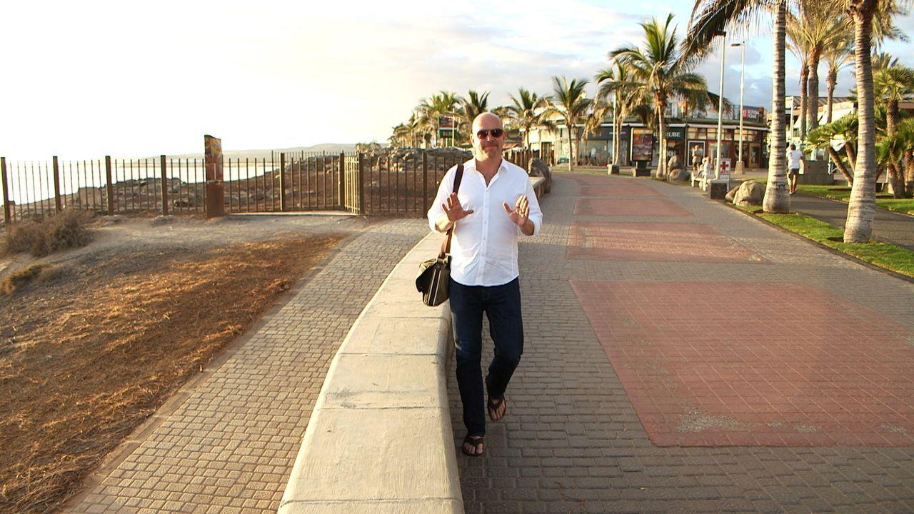 Um Diebe und Abzocker zu entlarven, ist Peter Giesel in Spanien unterwegs ... - Bildquelle: kabel eins