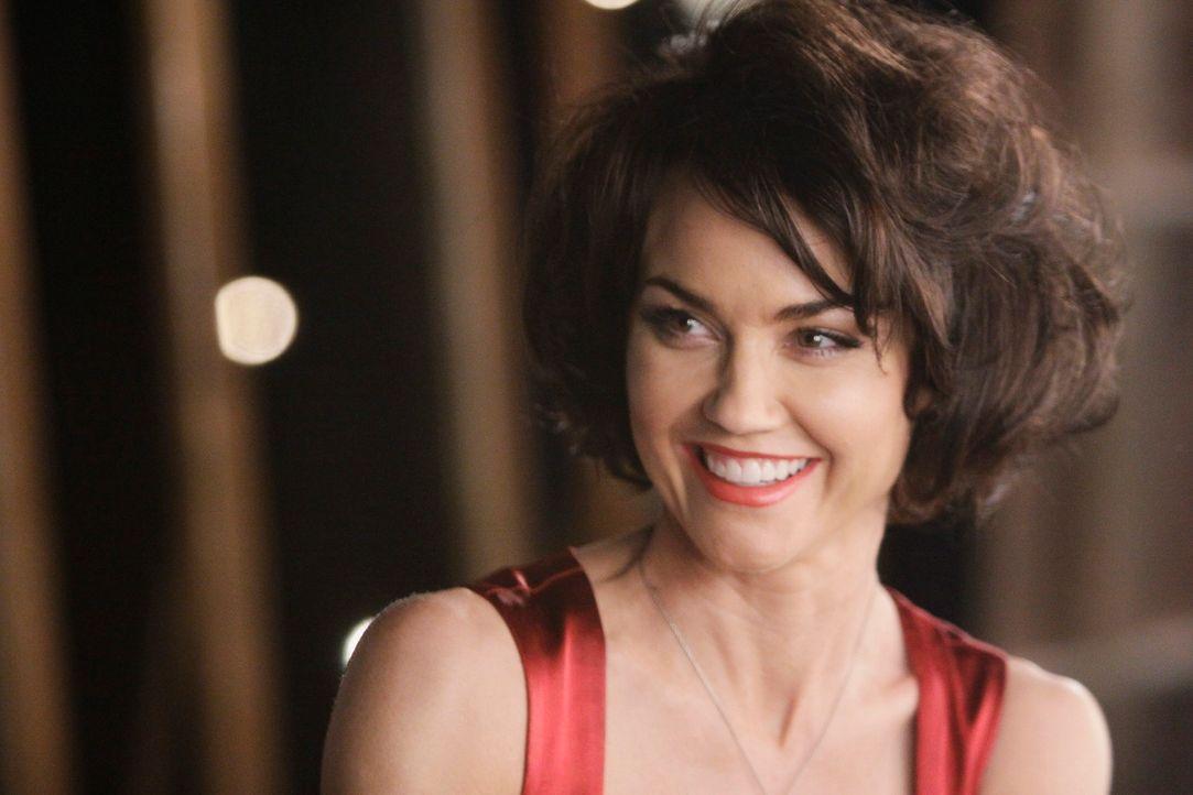 Sie weiß, wie sie die Männer um ihren kleinen Finger wickeln kann: Ellie Monroe (Kelly Carlson) - Bildquelle: ABC Studios