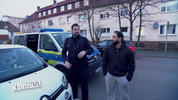 Achtung Kontrolle - Achtung Kontrolle! - Thema U.a: Teurer Unfallschaden - Landespolizei Celle