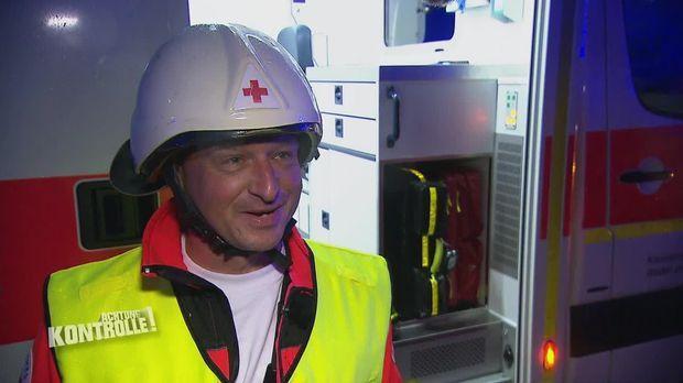 Achtung Kontrolle - Achtung Kontrolle! - Thema U.a.: Brand Im Haus - Rettungsdienst Weiden