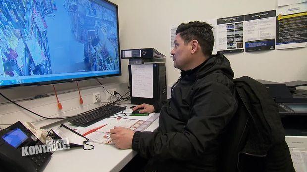 Achtung Kontrolle - Achtung Kontrolle! - Thema U.a.: Diebstahl Aus Verzweiflung - Ladendetektive Ali & Richie