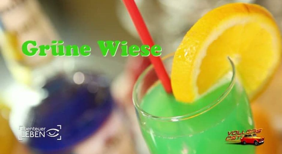 grüne wiese cocktail