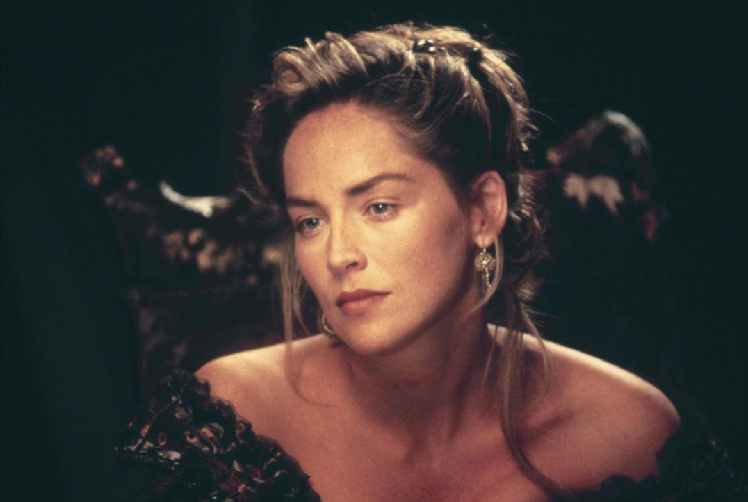 Die schöne und überaus mutige Ellen (Sharon Stone) ist in ihre Heimat zurückgekehrt. Sie will den Mord an ihrem Vater rächen. Nun muss sie sich... - Bildquelle: Columbia TriStar Film