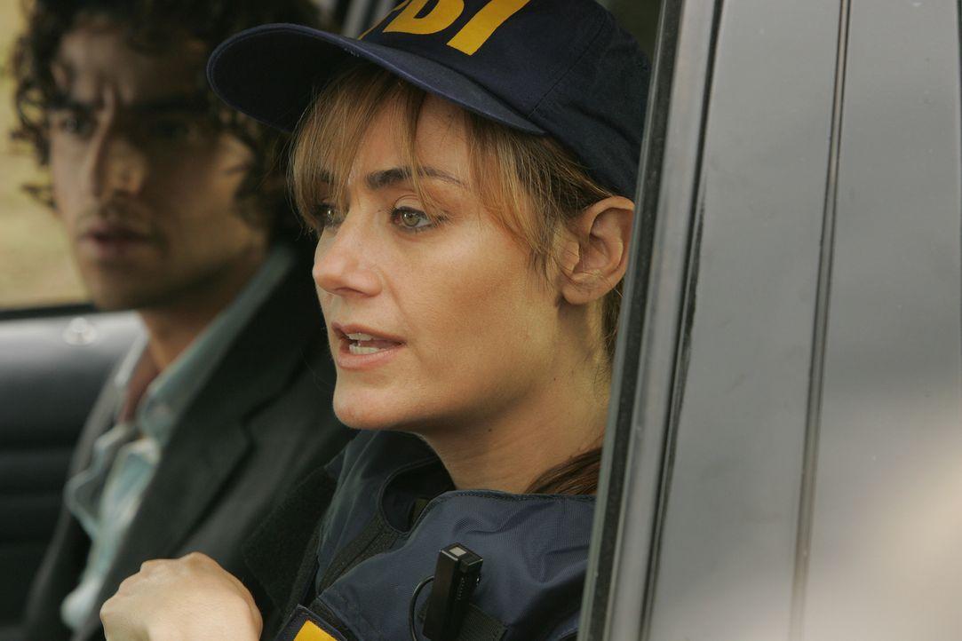 Versuchen einen neuen Fall aufzuklären: Charlie (David Krumholtz, l.) und Megan (Diane Farr, r.) ... - Bildquelle: Paramount Network Television